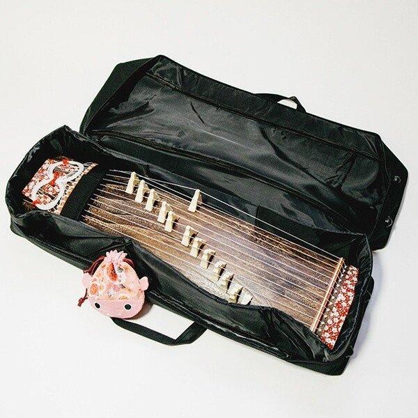 演奏できるミニ琴
