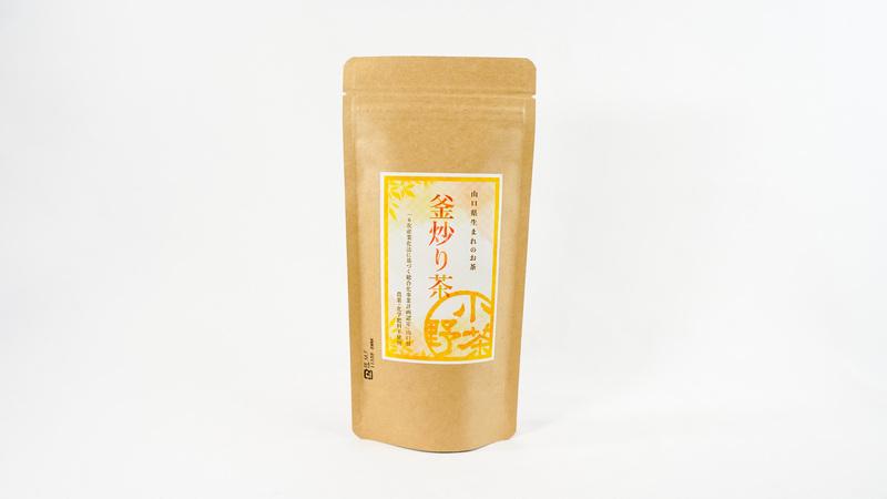 釡炒り小野茶