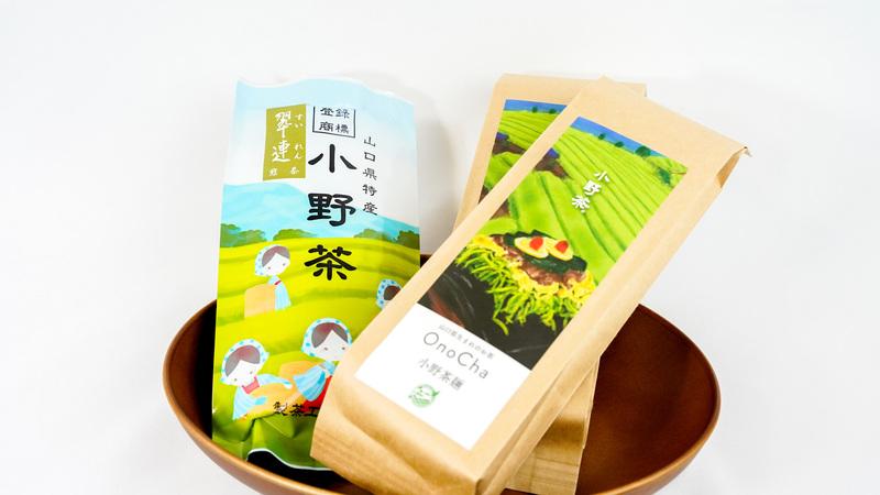 小野茶と小野茶麺