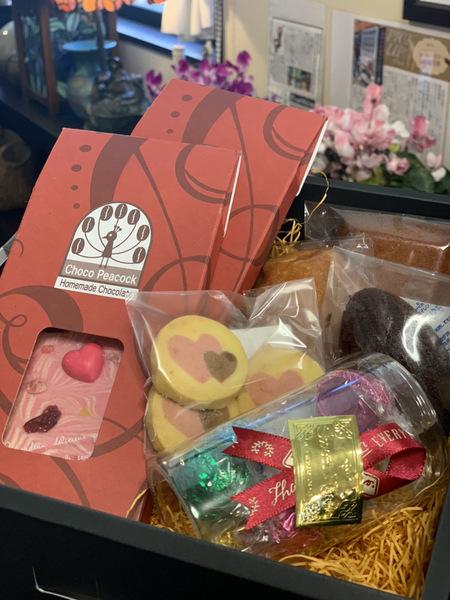 【うべわくわく市場限定】チョコレートと焼き菓子のセット