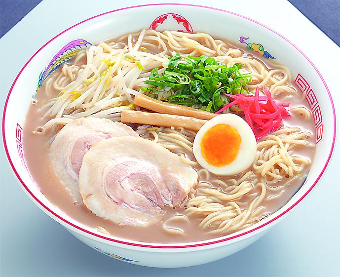 【うべわくわく市場限定】蒲鉾・ラーメンセット(A)